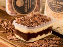 Bolo de Pote De Ninho Com Nutella - 250g