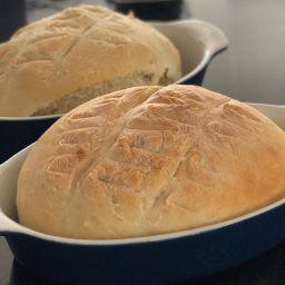 Pão de Fermentação Natual