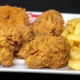 Chicken Broaster - 1 Pessoa
