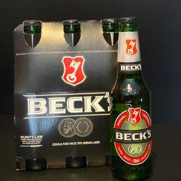 Beck's Long Unidade 330ml