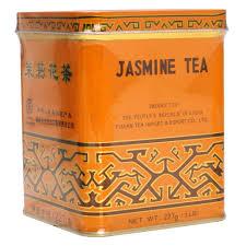 Chá de Jasmim Sunflower - Lata 227g