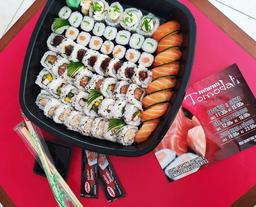 Combinado Sushi Variado - 60 Unidades