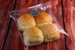Pão de Hambúrguer 4 Unidades