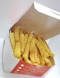 Batata frita grande
