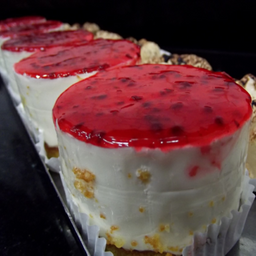 Cream Cheesecake Morango - 100 gramas
