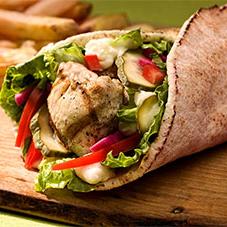 Kebab de Carne Serenada