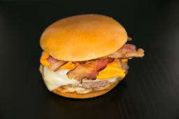 Burguer Cheddar Bacon