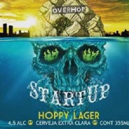 Startup Hoppy Lager - Growler 1lt