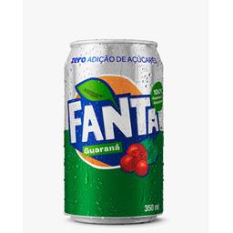 Fanta Guaraná sem Açúcar 350ml