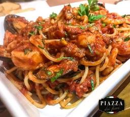 Spaghetti Al Pescatore