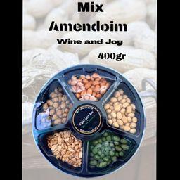 Mix Amendoim Wine and Joy