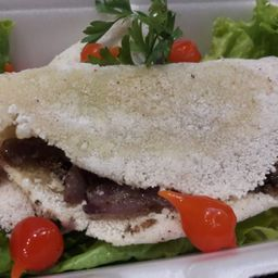 Tapioca de Carne do Sertão