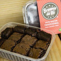 Brownie Tradicional sem Recheio - 300g