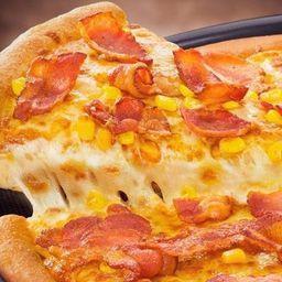 Pizza Xcornbacon