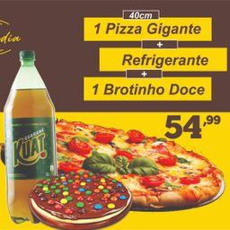 Combo Pizza + Brotinho Doce