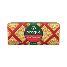 Piraquê Cream Cracker