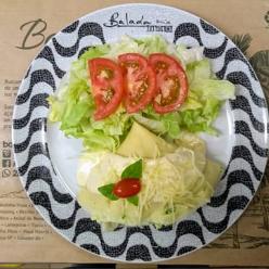 933. Panqueca Veggie de Brócolis