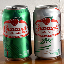 Guaraná Antarctica Zero Açúcar - 350ml