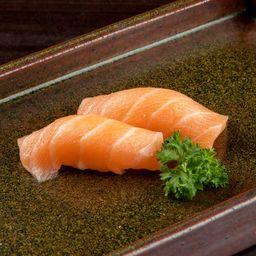 Sushi de Salmão - 2 Unidades