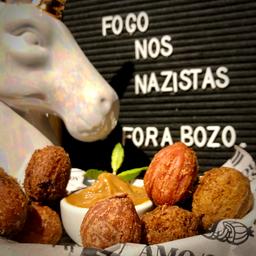 Mini Churros Eduardinho ou Dudu - 6 Unidades