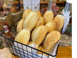 Pacote de Pão Francês - 10 Unidades