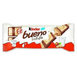 KINDER BUENO WHITE DE 43 GR.