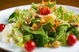 Saladas Experiência