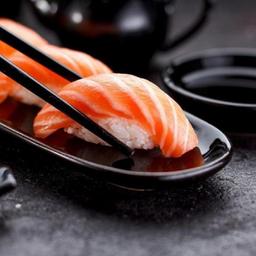 Sushi de Salmão - 4 Unidades