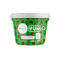 Sorvete Menta com Chocolate 140ml