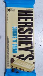 Hershey`s Barra de Chocolate Branco 87g