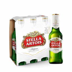 Kit Stella Artois - 6 Unidades