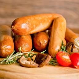 Salsichas alemãs