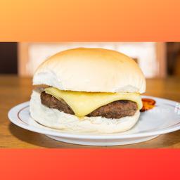 Cheese burger (turbine do seu jeito)