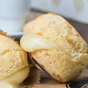 Pão de Queijo com recheio de Queijo da Serra da Estrela