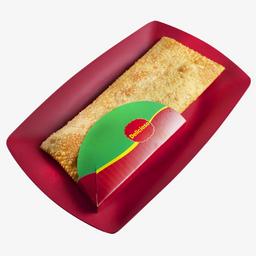Pastel de Frango com Queijo