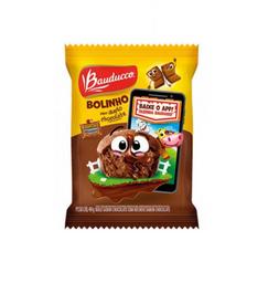 Bolinho Sabor Duplo Chocolate - Bauducco