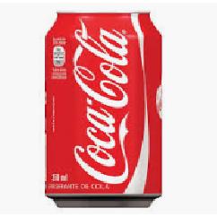 Coca-Cola Original lata 350ml
