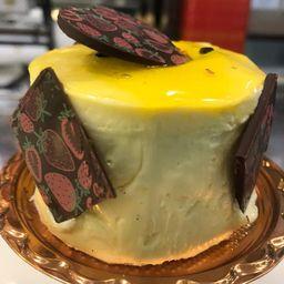 Cake maracujá