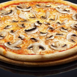 Pizza de Champignon