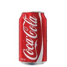 Refrigerante de Cola Em Lata