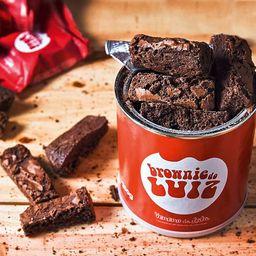 Brownie do Luiz Tradicional Lata - 300g