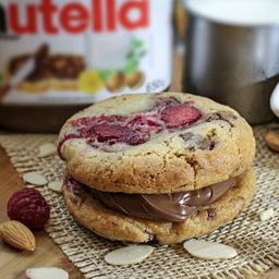 Sandwich cookie framboesa Nutella - 205g