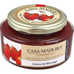 Geleia de Morango Casa Madeira - 240g