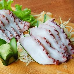 Sashimi de polvo (16 unidade )