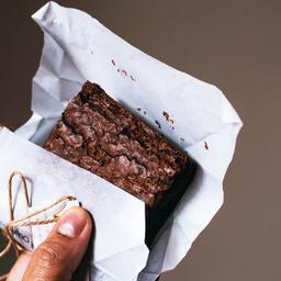 Brownie de Café & Gotas de Chocolate