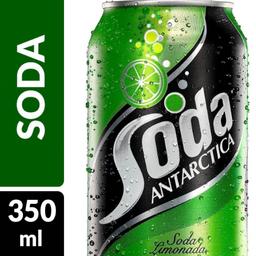Soda Limonada 350ml