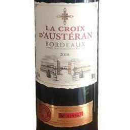 La Croix D'Austéran - Bordeaux 2018 750ml