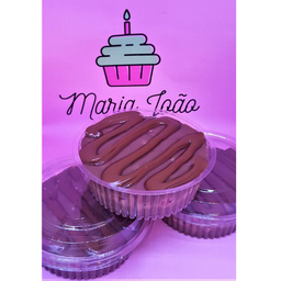 Torta de Chocolate com Ganache e Nutella