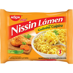 Nissin 80g