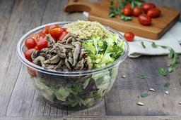 Salada Chopt De Shimeji - 500g